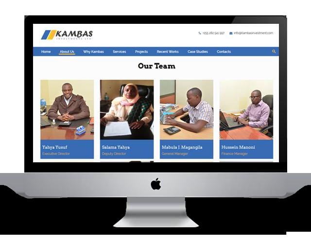 Kamba's Team Page